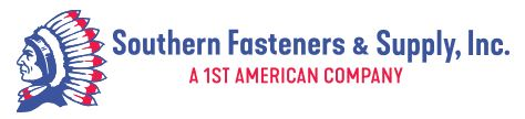 Southern Fasteners & Supply, Inc.