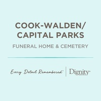 Annual Memorial Day Celebration at Cook-Walden Capital Parks Cemetery