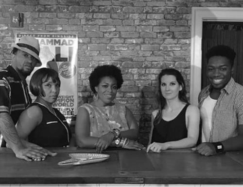 Dionysus Theatre Company cast of Detroit '67