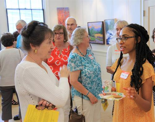 Exhibit Opening Reception