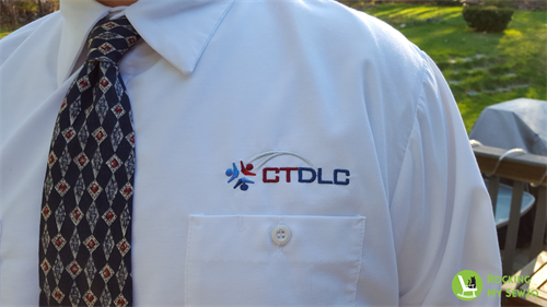 Dress Shirts with Embroidered Logo