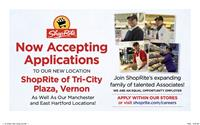 ShopRite of Tri-City Plaza is hiring!