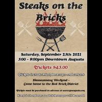 Steaks on the Bricks
