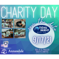 Tidal Wave Auto Spa Charity Day