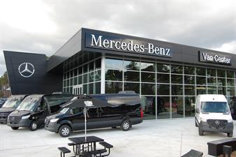 Mercedes-Benz Van Center - Baker
