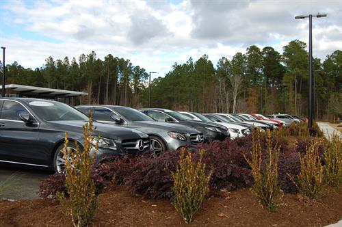 Over 100 Luxury, Pre-Owned Vehicles to choose from