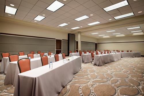 Double Meeting Room