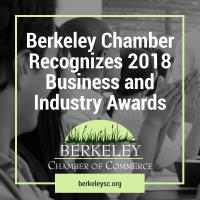 Berkeley Chamber Recognizes 2018 Business and Industry Awards