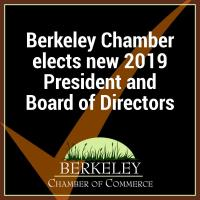 Berkeley Chamber elects new 2019 President and Board of Directors