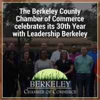 The Berkeley County Chamber of Commerce celebrates its 30th Year with Leadership Berkeley