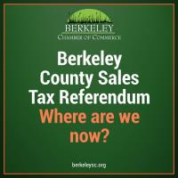Berkeley County Sales Tax Referendum – Where are we now?