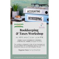 Bookkeeping & Taxes Workshop