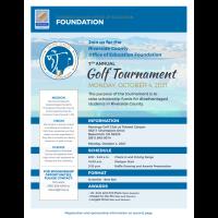 RCOE Foundation 7th Annual Golf Tournament