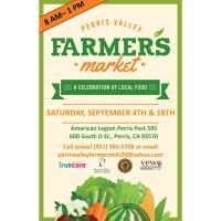 Perris Valley Farmer's Market