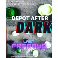 Depot After Dark
