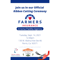 Ribbon Cutting Ceremony- Crisma Padilla Agency