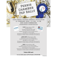 Chamber Pep Rally- 109th Installation & Business Awards