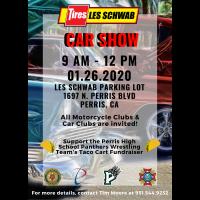 Les Schwab Car Show