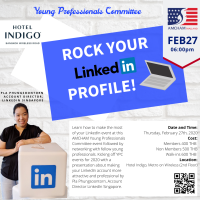 YPC Networking - Rock Your LinkedIn Profile!