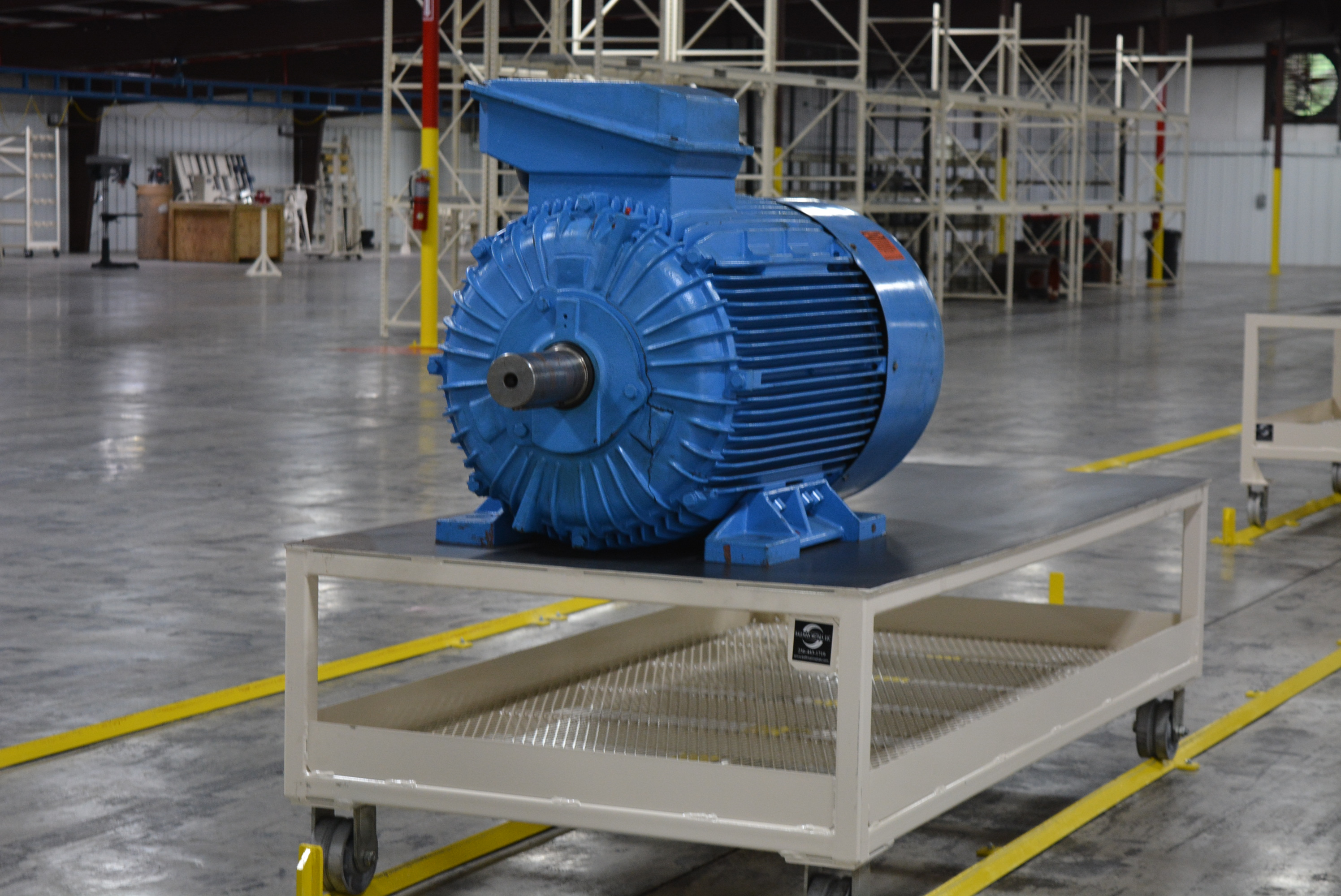 Adventech Brings the Next Disruptive Technology to the Shoals, Manufactures the Industry's Most Efficient Complex Motor Generator