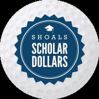 Shoals Scholar Dollar, June Jubilee  Charity Golf