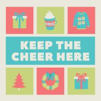 Keep the Cheer Here 2021