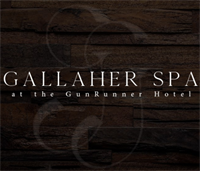 Gallaher Spa at the GunRunner Hotel