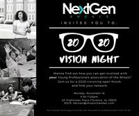 NextGen 2020 Vision Night