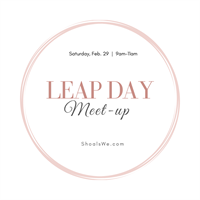 Shoals Women Entrepreneurs LEAP Day Meet-up