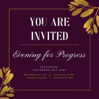 Evening for Progress Featuring Governor Kay Ivey