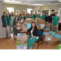 Youth Leadership Shoals Organizes Hygiene Drive for Shoals Foster Children