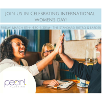 Celebrate International Women's Day with Pearl Planning