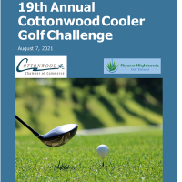Cottonwood Cooler Golf Challenge 2021 - 19th Annual