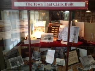 William A. Clark Exhibit, The Town That Clark Built