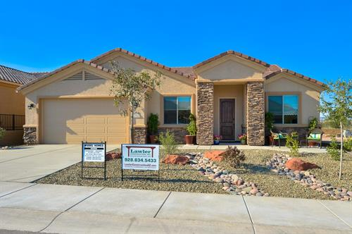 Mesquite Hills Sales Model - 2084 Gold Rush Lane, Cottonwood, AZ (past Cottonwood Airport)