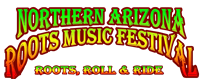 """Northern Arizona Roots Music Festival """"Roots, Roll and Ride"""""""