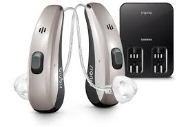 Signia Pure 2 NX 16 Channel Rechargeable (same as Miracle Ear) ONLY $1990 a pair, w/ full wty!
