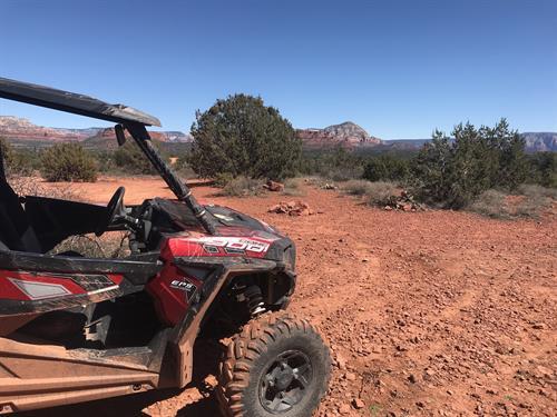 Experience the outdoors of Arizona