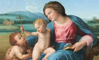 'Raphael Revealed' Exhibition on Screen