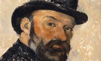 'Cézanne: Portraits of a Life' Exhibition on Screen