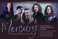 'Mercury: The Story of Queen's Front Man' Live Show