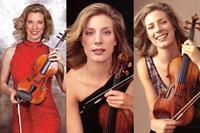 Elizabeth Pitcairn Concert on the Red Violin