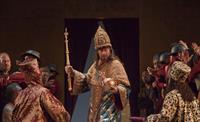 'Boris Godunov' Met Live Opera