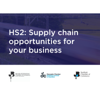 HS2: Supply chain opportunities for your business