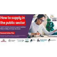 Supply Chain Online Event: Supplying the Public Sector