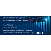 Tax and economic update for businesses & their owners