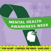 Team supports Mental Health Awareness Week