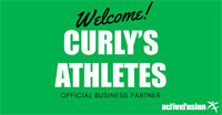 Active Fusion and Curly's Athletes join forces to impact the community