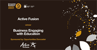 Active Fusion win big at Doncaster Business Awards 2021