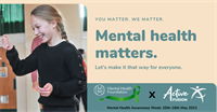 Active Fusion supports Mental Health Awareness Week